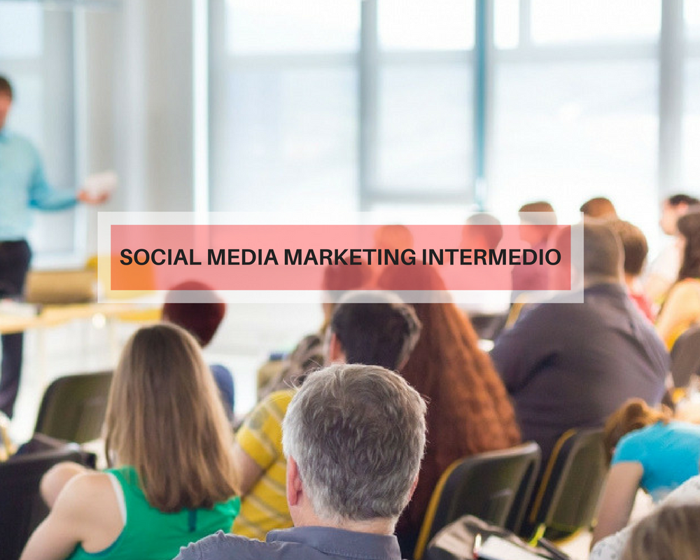 SOCIAL MEDIA MARKETING INTERMEDIO