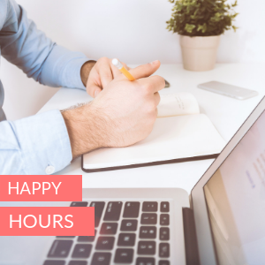 pacchetto consulenza social media - happy hours