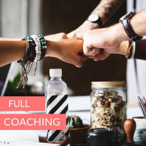 paccheto consulenza social media - full coaching